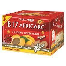 B17 apricarc 1600mg, 180kaps. terezia