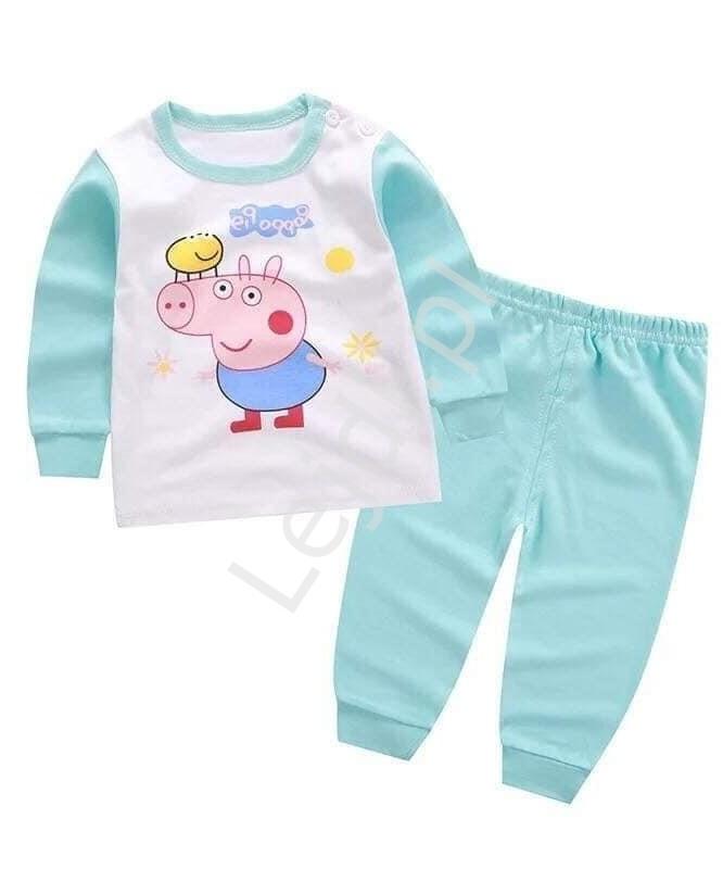Image of Bawełniana piżama peppa pig 0280