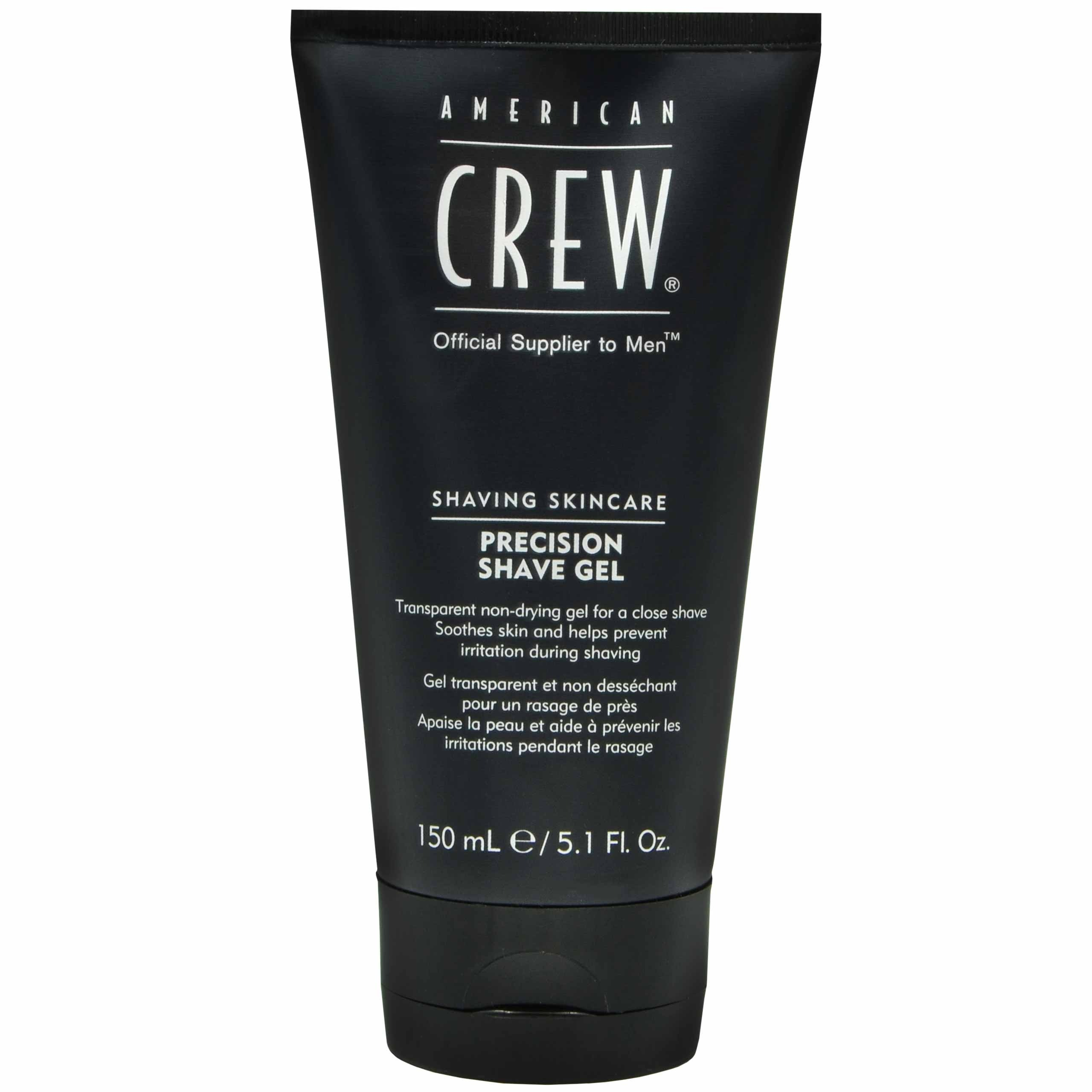 Image of American crew precision shave gel żel do golenia dla mężczyzn 150ml
