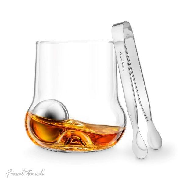 Szklanka do whiskey – rock roller