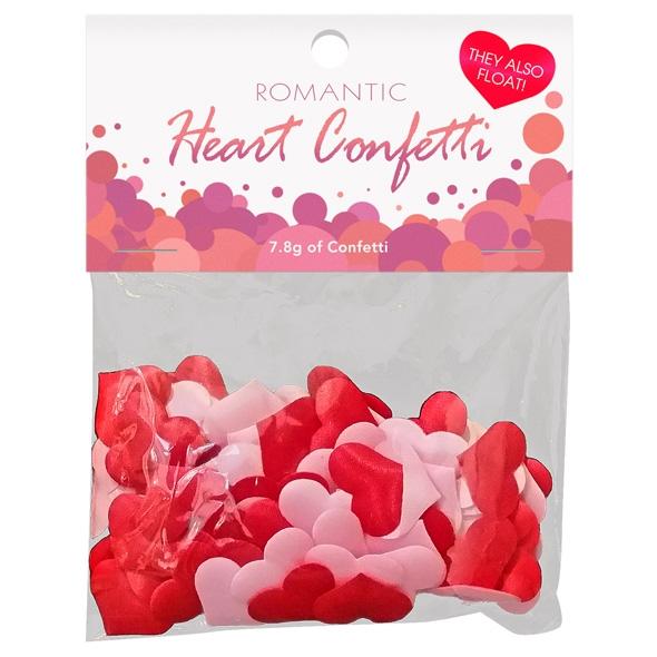 Romantyczne konfetti - kheper games romantic heart confetti