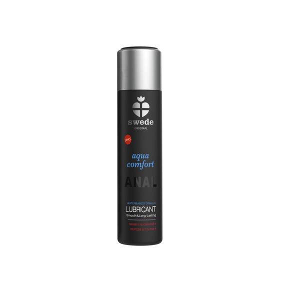 Wodny lubrykant analny - swede aqua comfort anal lubricant 60 ml