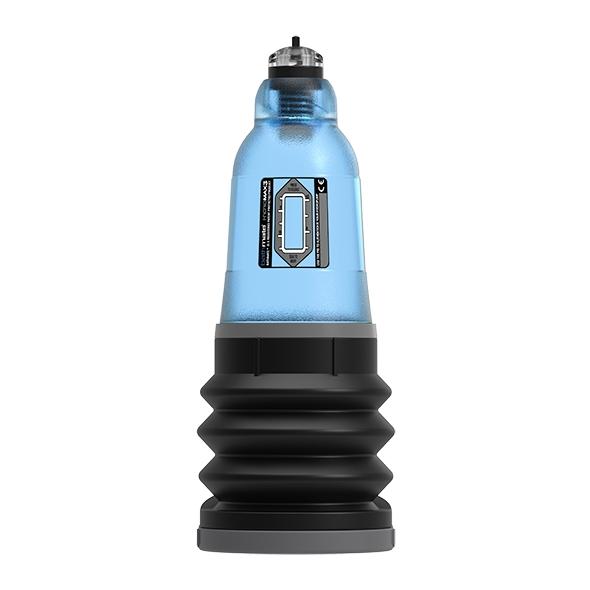 Pompka do powiększania penisa dla małych członków - bathmate hydromax3   niebieski