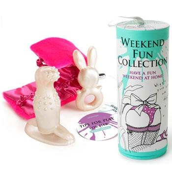Nookii zestaw weekend fun collection - gra erotyczna na weekend