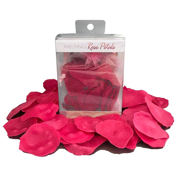 Rozpuszczalne płatki róż - kheper games melting rose petals
