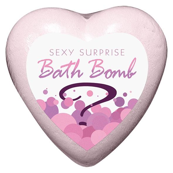 Zapachowa bomba kąpielowa z niespodzianką - kheper games sexy surprise bath bomb