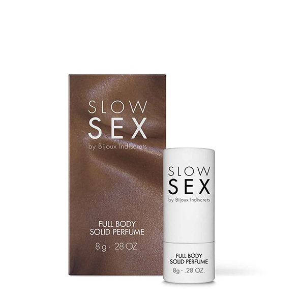 Perfumy do ciała - bijoux indiscrets slow sex full body solid perfume