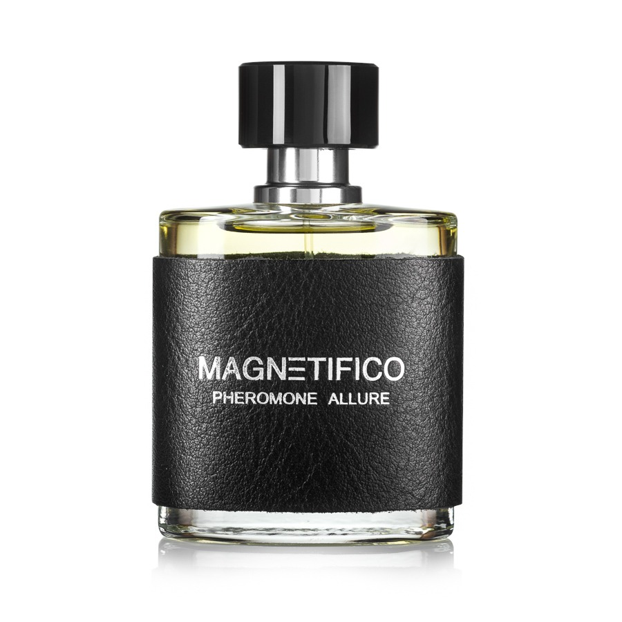 Perfumy męskie z feromonami magnetifico pheromone allure 50ml