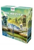 Solar city. suburbia