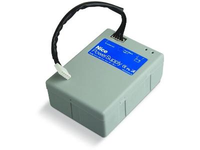 Image of Akumulator zasilania awaryjnego nice ps124 24v 1.2 ah - możliwość montażu - zadzwoń: 34 333 57 04 - 37 sklepów w całej polsce