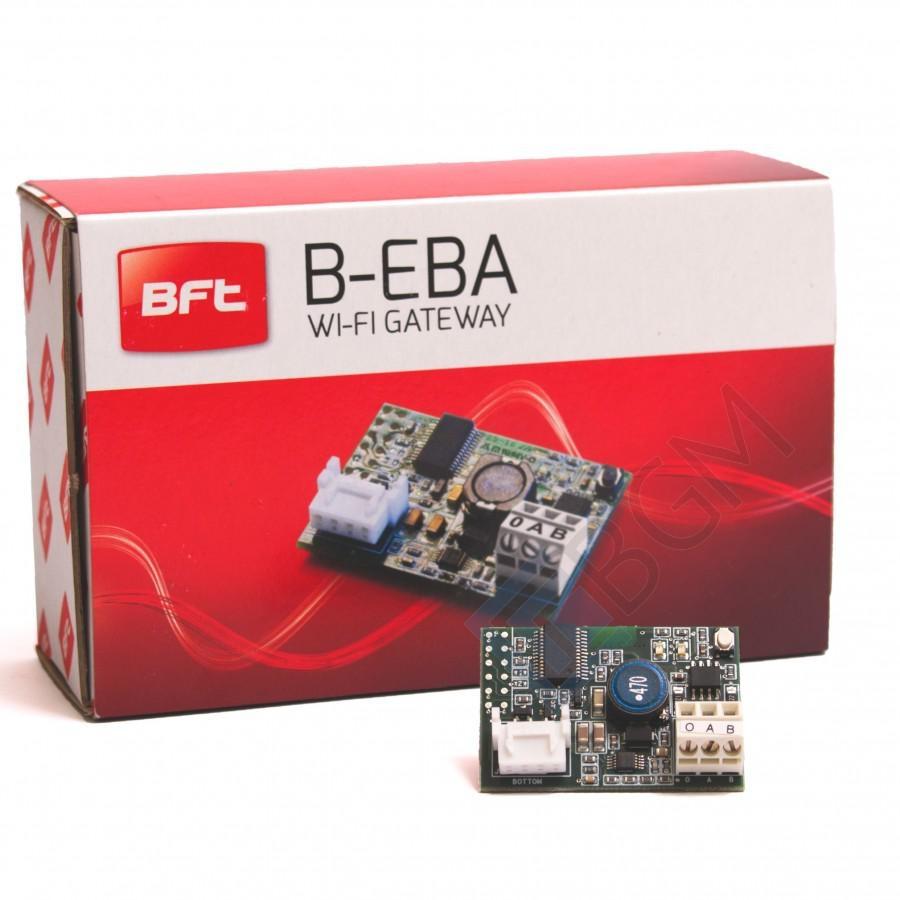 Image of Bft b eba wi-fi gateway (p111494) - możliwość montażu - zadzwoń: 34 333 57 04 - 37 sklepów w całej polsce