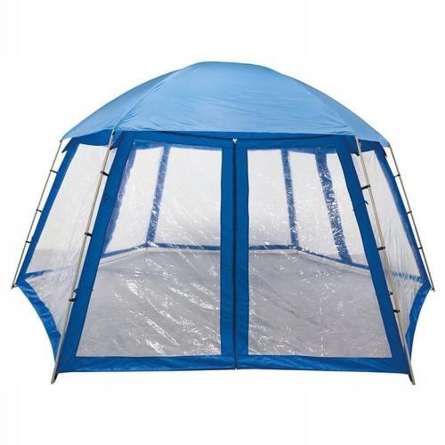 Image of Pokrywa zadaszenie namiot daszek nad basen 600cm