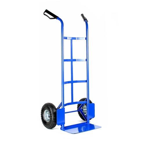Image of Wózek transportowy magazynowy młynarka 250kg niebieski