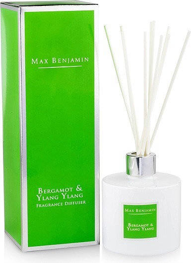 Image of Dyfuzor zapachowy bergamot & ylang ylang