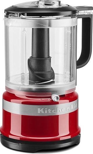 Malakser kitchenaid mini 1,1 l czerwony