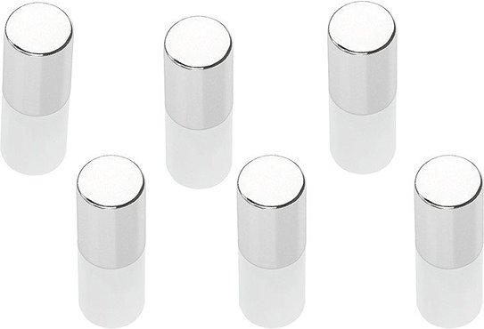 Image of Magnesy do szklanych tablic magnetycznych velio 6 szt.