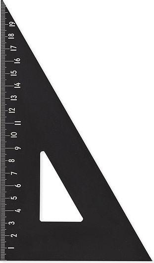 Image of Ekierka design letters