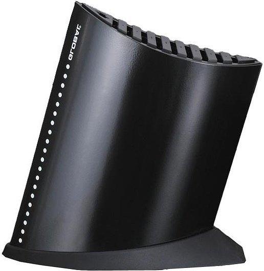 Image of Blok na 9 noży global czarny