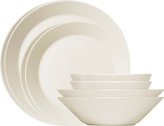 Image of Komplet obiadowy teema 8 el.