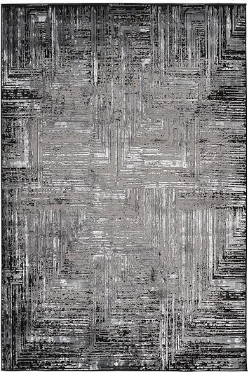 Dywan matrix 160 x 230 cm szary