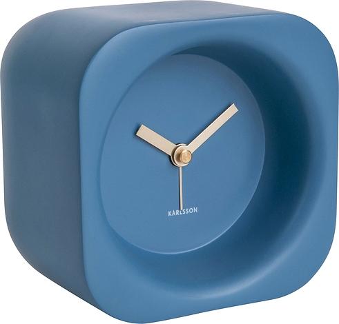 Image of Budzik chunky niebieski