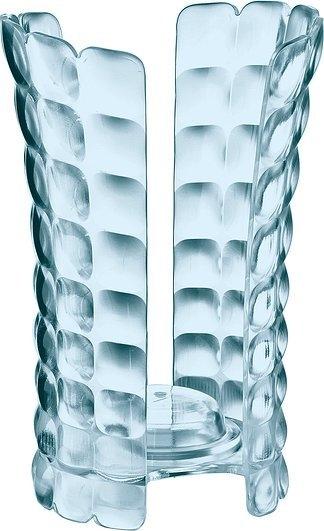 Image of Dyspenser jednorazowych kubków tiffany niebieski