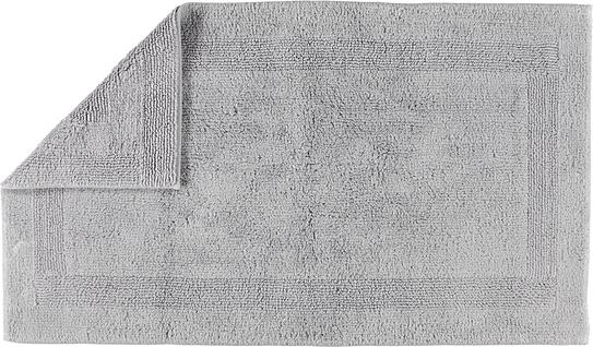 Image of Dywanik łazienkowy cawo 100 x 60 cm platynowy