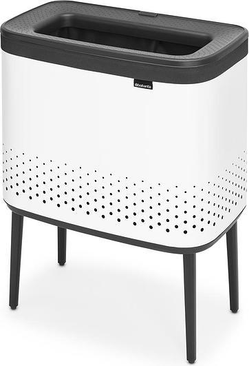 Image of Kosz na pranie bo laundry bin 60 l biały