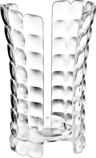 Image of Dyspenser jednorazowych kubków tiffany transparentny