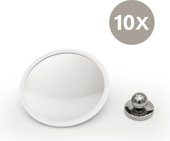 Image of Lusterko kosmetyczne powiększające x10 bosign 16,5 cm