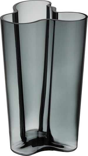 Image of Wazon aalto 25 cm ciemnoszary
