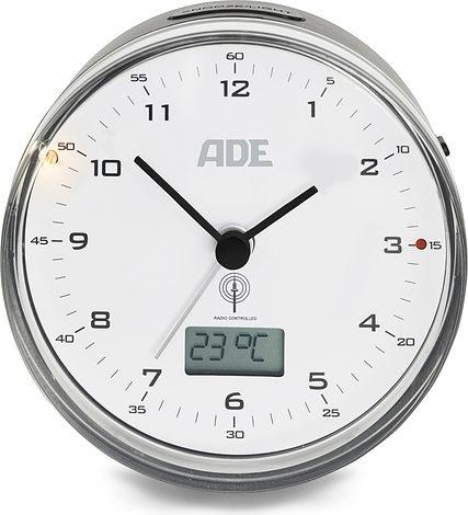 Image of Budzik ade z termometrem