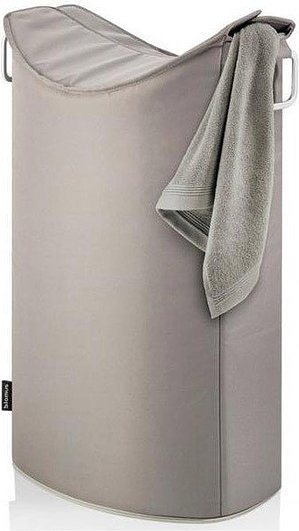 Image of Kosz na pranie frisco taupe