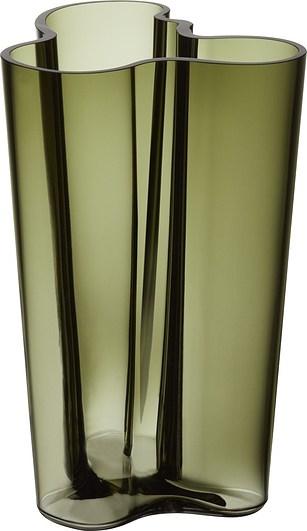 Image of Wazon aalto 25 cm zielony mech