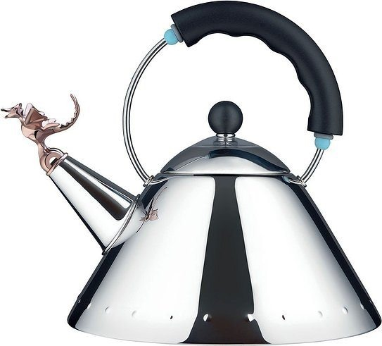 Image of Czajnik 9093 tea rex edycja limitowana czarna rączka miedziany smok