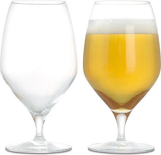 Image of Kufel do piwa premium glass 2 szt.