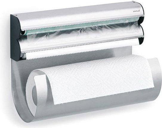 Image of Podajnik na ręczniki papierowe oraz folie obar