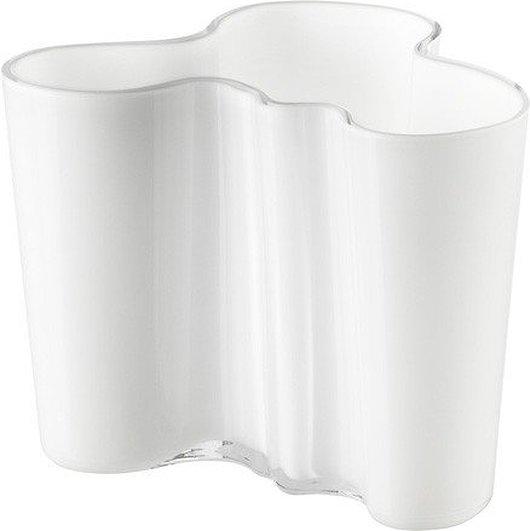 Image of Wazon aalto 16 cm biały