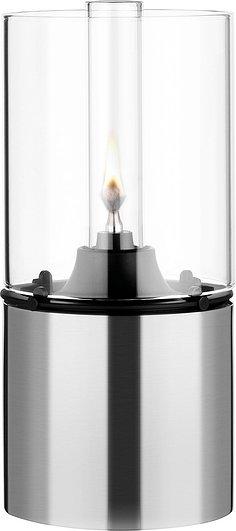 Image of Lampa naftowa classic stalowy połysk