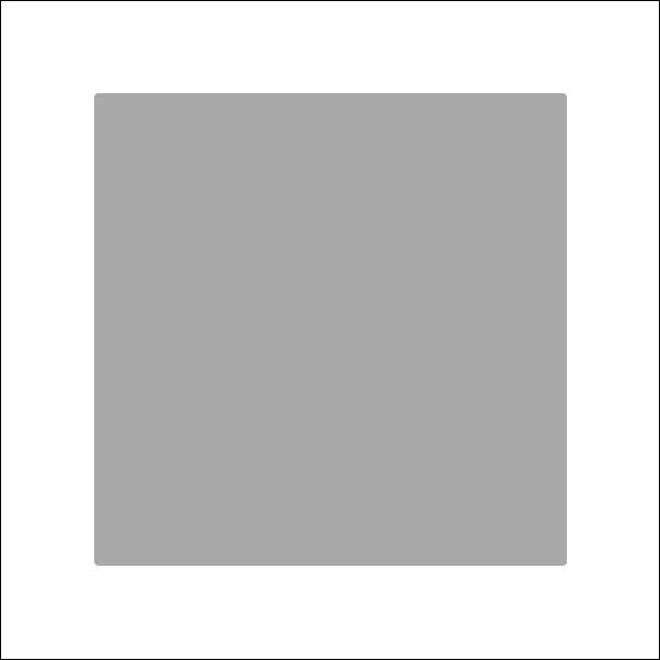 Image of Passe-partout białe 30x30 cm
