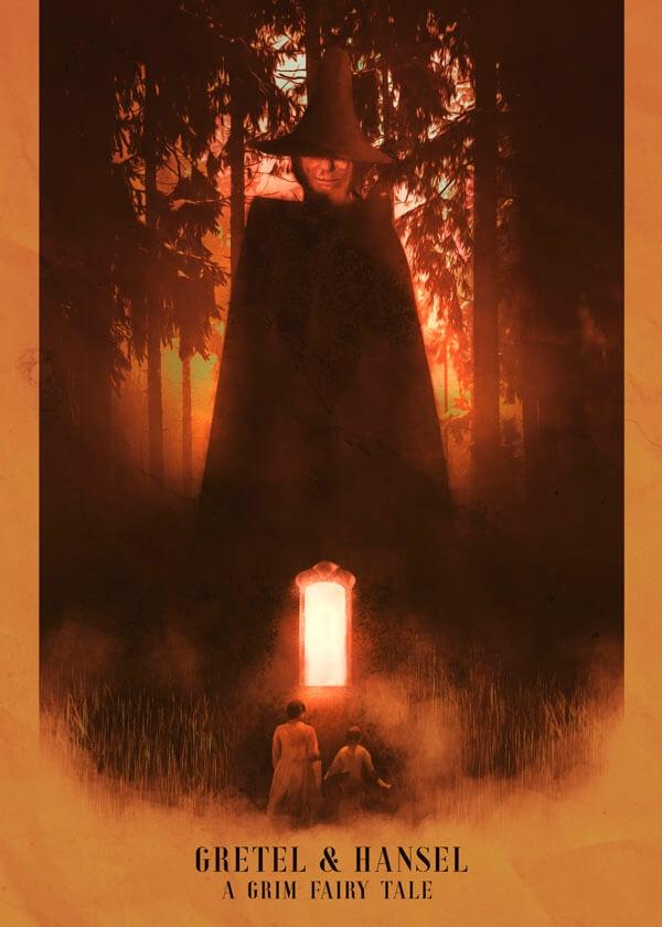 Image of Małgosia i jaś - plakat premium wymiar do wyboru: 21x29,7 cm