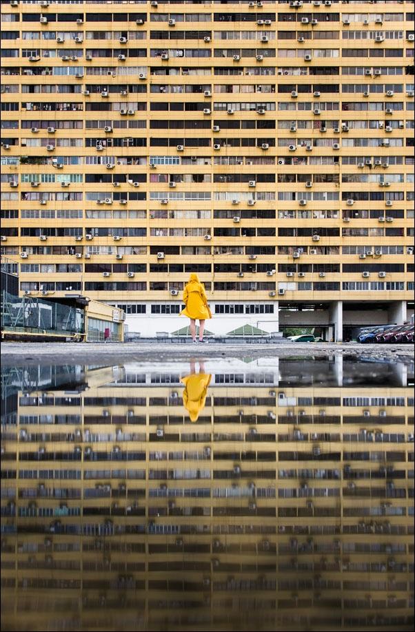 Image of Singapur, chinatown – plakat premium wymiar do wyboru: 59,4x84,1 cm