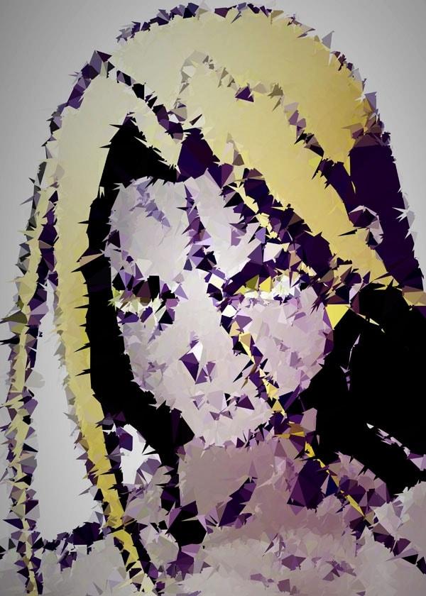 Image of Polyamory - father, fullmetal alchemist - plakat wymiar do wyboru: 30x40 cm