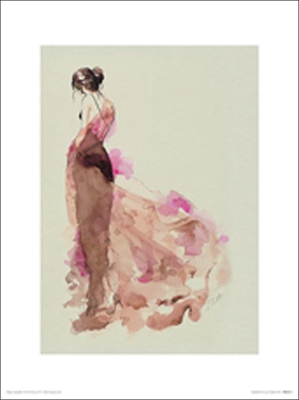 Image of Louise nisbet gabriella - plakat premium