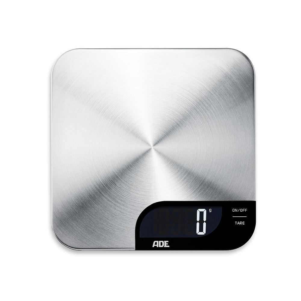 Image of Waga kuchenna elektroniczna stalowa ade alessia