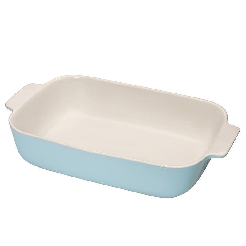 Image of Naczynie żaroodporne do zapiekania ceramiczne kuchenprofi ceramic niebieskie 2,2 l