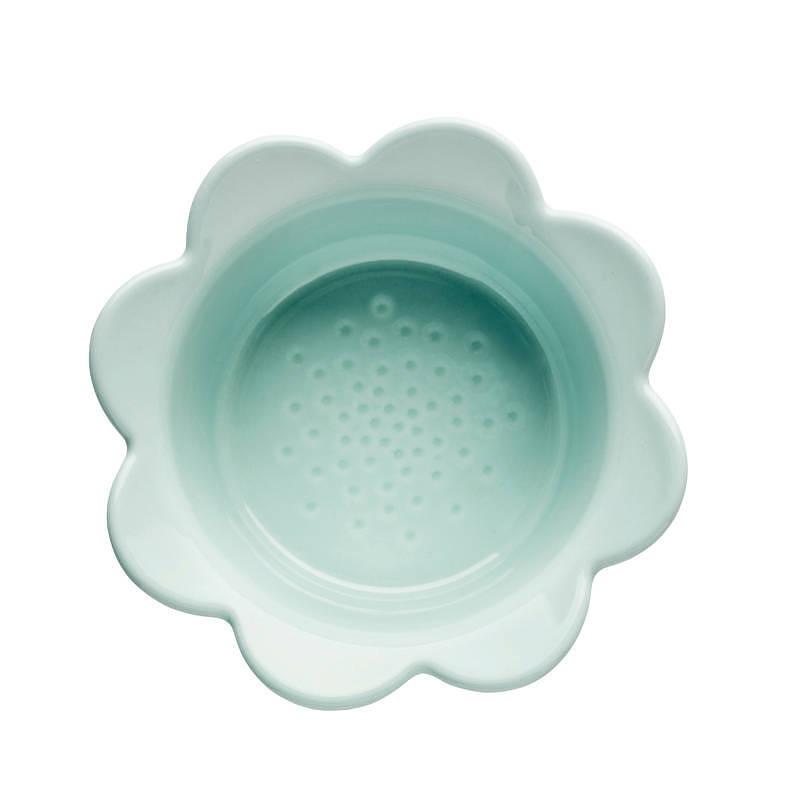 Image of Naczynia żaroodporne do zapiekania kamionkowe sagaform casserole niebieskie 2 szt.