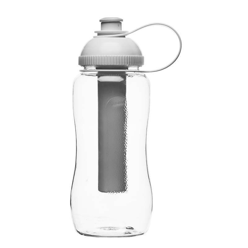 Image of Bidon z wkładem chłodzącym sagaform fresh transparentny 0,5 l