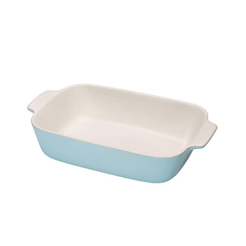 Image of Naczynie żaroodporne do zapiekania ceramiczne kuchenprofi ceramic niebieskie 1,7 l
