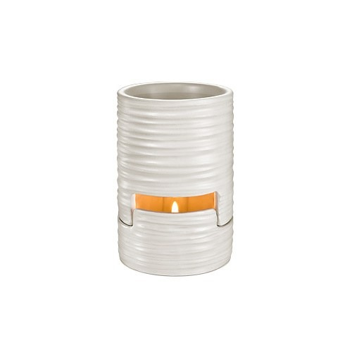 Image of Tescoma fancy home aromalampa intense biały - kominek zapachowy do wosku i olejków ceramiczny